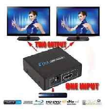 2 WAY HD hub/switch/box/port 1080p 3D   2 WAY HDMI SPLITTER