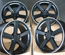 "18"" b 8+8.5 MS003 alloy wheels fit bmw E81 E82 E87 E88 F20 F21 F45 F36 F32 F33 x"