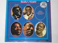 BLUES STORY - 2xLP Ray Charles, T. Bone Walker
