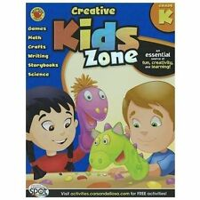 Creative Kids Zone, Grade K