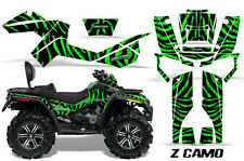 CAN-AM OUTLANDER MAX 500 650 800R GRAPHICS KIT CREATORX DECALS STICKERS ZCG