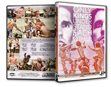 """Official PWG Pro Wrestling Guerrilla """"Only Kings Understand Each Other"""" Blu-Ray"""