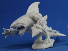 SHARKMAN - Reaper Miniatures Dark Heaven Bones - 77278