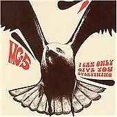 MC5 - I Can Only Give You Everything cd