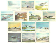 PAN AM VINTAGE FIRST CLASS MENU COLLECTION JOHN T MCCOY AMERICAN