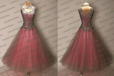 BALLROOM .STANDARD. SMOOTH DANCE COMPETITION DRESS SIZE S M L WB3186