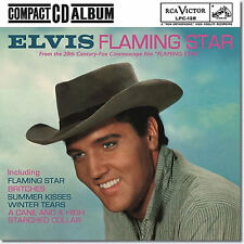 Elvis Presley - FTD 131 Elvis / FLAMING STAR - New / Sealed CD