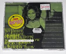JANET JACKSON Whoops Now What'll It Do SEALED IMPORT CD UK R&B Pop Michael 5 lp