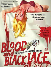 Blood and Black Lace (DVD 2-Disc Set Unslashed Collectors Edition Widescream