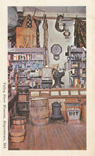 Hagerstown MD * Valley Store Museum ca. 1960 PC * Potomac Edison