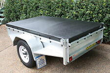 BOX TRAILER COVER ONLY fits 7' x 4' (bunji) *MADE TO ORDER* see details(TNSTR03)