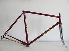 """Olmo columbus sl late 1970s frame """"la biciclissima""""  53x53cm c/c VGC campagnolo"""