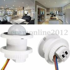 120° Dimmable PIR IR Infrared Motion Sensor Detector Light Switch Hallway Lamp