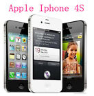 Apple iPhone 4S 32GB GSM Factory Unlocked iOS Smartphone(A+++) - Black & White