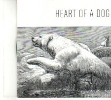 (DP815) Heart of a Dog ... With The Head Of A Beast, Fever - 2012 DJ CD