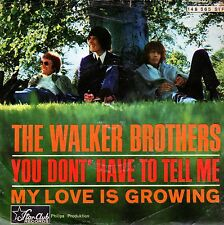 "7"" Walker Brothers – You Don't Have Tell Me / Star Club Record // Germany 1966"