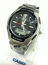 Latest Casio CPW500 Islamic Prayer Twin Sensor Compass Men's Watch CPW-500HD-1A