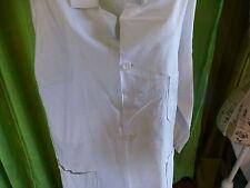 ancienne blouse médicale unisexe T38-40     vintage neuve