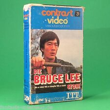 La Bruce Lee Story Betamax Contrast video #ag456
