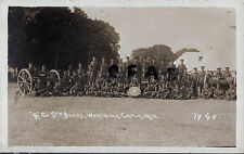 Soldier Group H Company 5th East Kent Regiment inc Machine Gun Section Worthing