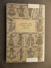 Fashions and Fashion Plates 1800-1900 by James Laver King Penguin 1943 1st ed