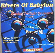 London Twilight Orchestra - The Story of Boney M - Rivers of Babylon - CD