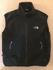 100% Genuine The North Face Adult Gilet Vest Jacket - Black Small
