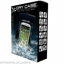 DryCase Black Phone Dry SmartPhone Waterproof Underwater Case Cover Pouch