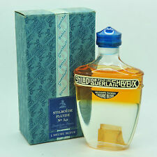 Vintage Guerlain L'Heure Bleue 120ml Stilboide Fluid cologne sealed 40 year old