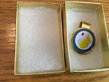 Undated Masters Hat Clip Ball Marker AUGUSTA NATIONAL New In Box
