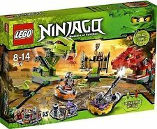 NINJAGQ Lego Spinner Battle (9456)