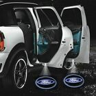 4 X Ghost Shadow Cree Car Door Logo Led Laser Welcome Projector Light for Ford