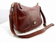 THE BRIDGE *current season* leather shoulder crossbody slouch bag tote 047169/01