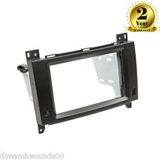 CT23MB28 Double Din Stereo Fascia Panel Adaptor For Mercedes Vito W447 2014