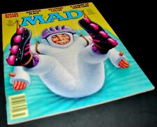 MAD Magazine 317 March 1993 GOOD In-Line Skating Full Body Cast Hospital Bed 3