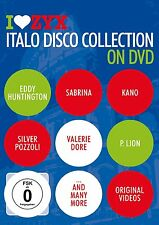DVD Italo Disco Collection - I Love ZYX by Various Artists DVD