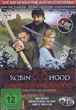 DOPPEL-DVD (3D) NEU/OVP - Robin Hood - Ghosts Of Sherwood - Martin Thon