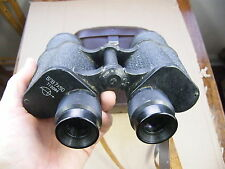Vintage Russian Binoculars 7X50 military eyepiece focus..made in USSR..