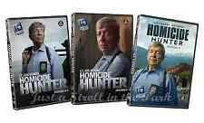 Homicide Hunter TV Series Complete Seasons 1 2 3 4 Boxed / DVD Set(s) NEW!