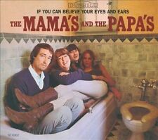 THE MAMAS & THE PAPAS  If You Can Believe Your Eyes and Ears DIGI-PAK CD