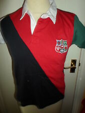 6 Six Nations Rugby Union Leisure Supports Polo T Shirt childrens 9-10yrs (20876
