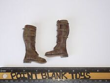 DID Boots WWII 2ND ARMORED DIV HELL ON WHEELS SSGT DONALD 1/6 ACTION FIGURE TOYS