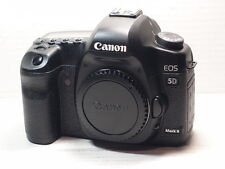 Canon EOS 5D MARK II 21.1 MP Fotocamera Reflex Digitale-Nero Corpo con battery+charger