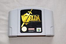 The Legend Of Zelda Ocarina Of Time Nintendo 64 RARE TESTED PAL UK N64 Cartridge