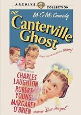 CANTERVILLE GHOST - (B&W) (1943 Charles Laughton) Region Free DVD - Sealed