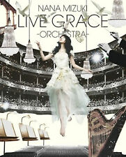 NANA MIZUKI LIVE DVD   NANA MIZUKI LIVE GRACE -ORCHESTRA- [Blu-ray]