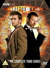 Doctor Who The Complete Series 3 Box Set 2007  David Tennant Brand New DVD