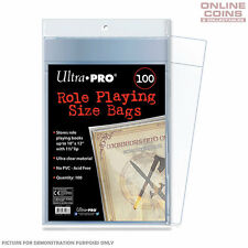 Ultra Pro Role Playing Size Bags x 100 - BRAND NEW STOCK IN STORE!!