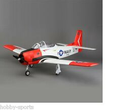 E-Flite Carbon-Z T-28 BNF Bind And Fly Basic Brushless R/C Airplane AS3X EFL1350