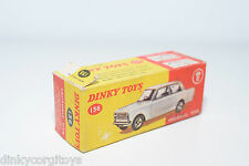 DINKY TOYS 136 VAUXHALL VIVA ORIGINAL EMPTY BOX NEAR MINT CONDITION